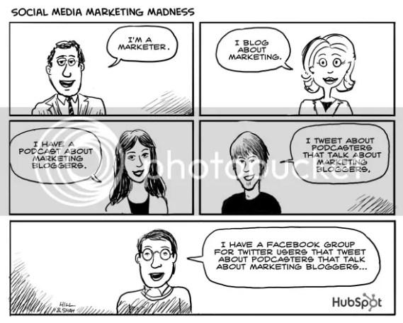 Hubspot Cartoon