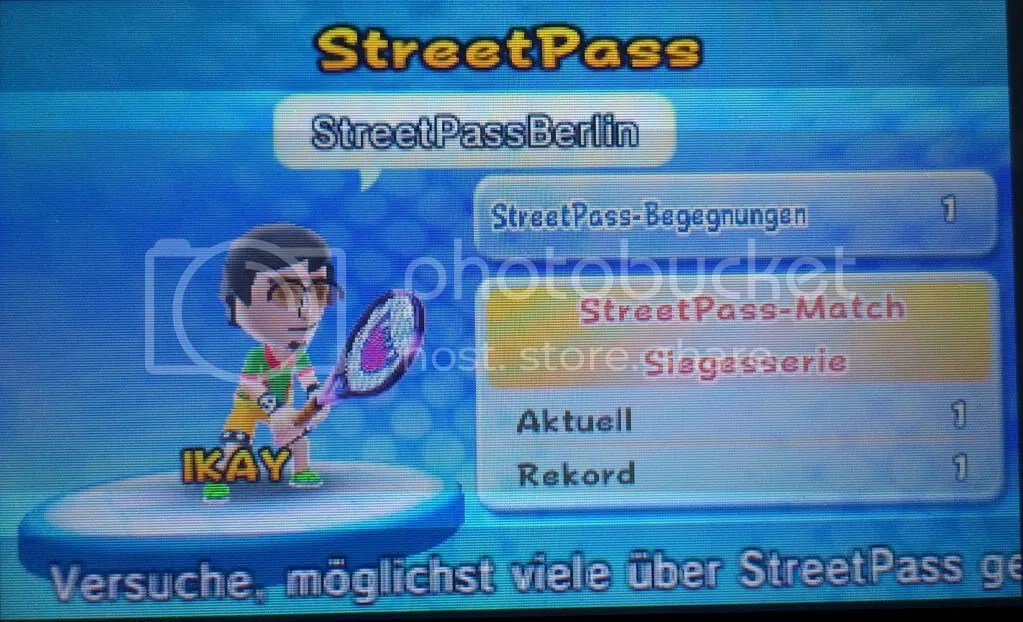 StreetPass Mario Tennis Open