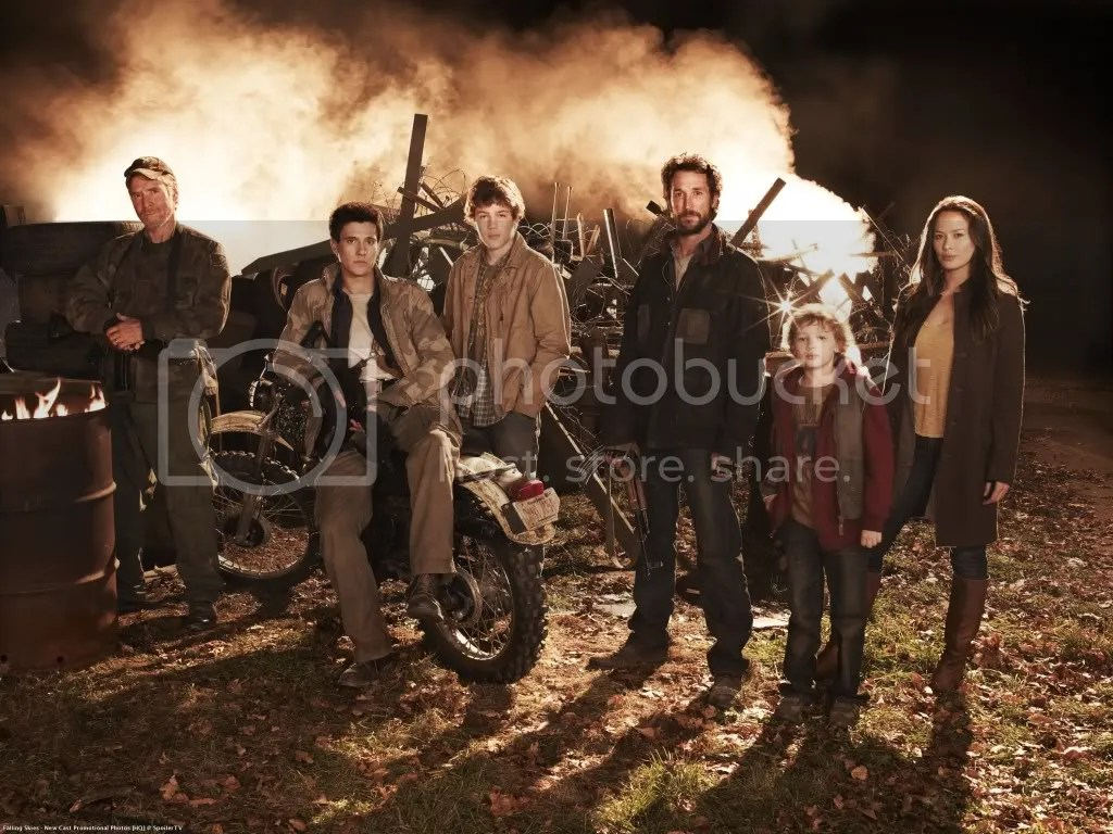 Falling Skies Pictures, Images and Photos