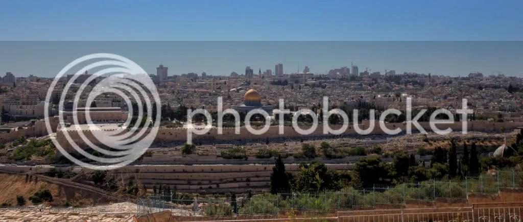 TENSIONS MOUNT IN EAST JERUSALEM