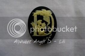 Alphabet Angel D