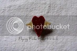 Flying Folk Heart