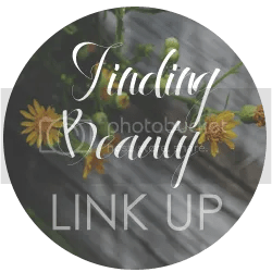 Finding Beauty Link Up | This Darling Day