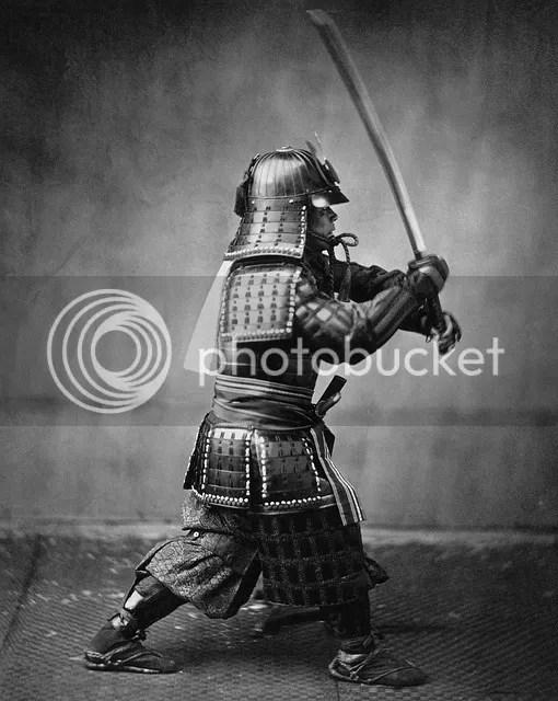 samurai, relatando que es gerundio, relatando, las reflexiones de beita, beitavg, motivacion
