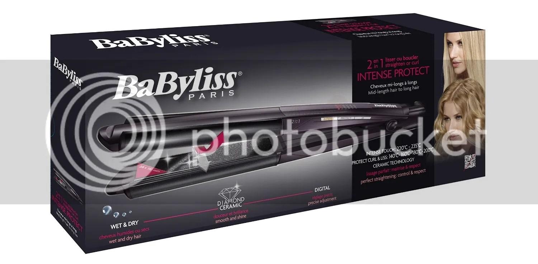 Babyliss Hair Straightener Wet And Dry