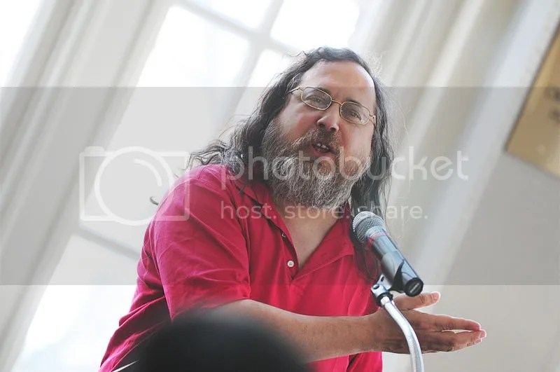 Richard M Stallman