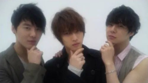 JYJflowerboys