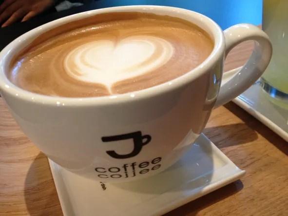 Pics 121011 Kim Jaejoong S Coffee Shop Coffee Cojjee