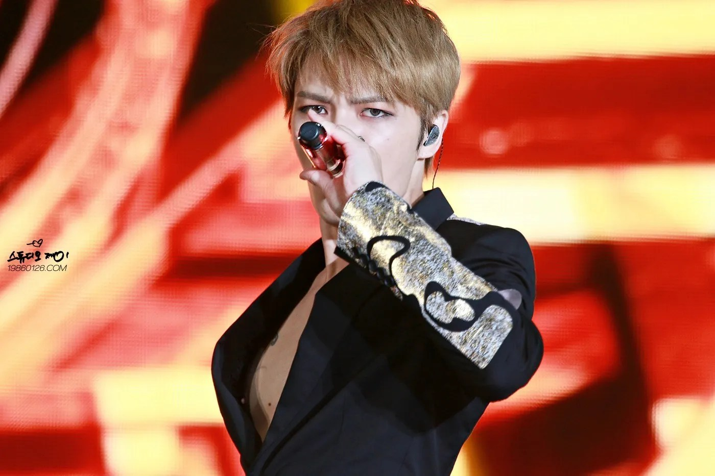 Hq Pics  141005 Jyj U2019s Exclusive Concert For 2014 Gangnam