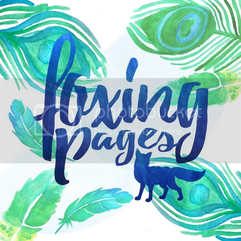 Foxing Pages