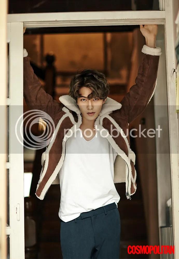 CN.Blue 14. Jonghyun para Marie Claire Corea