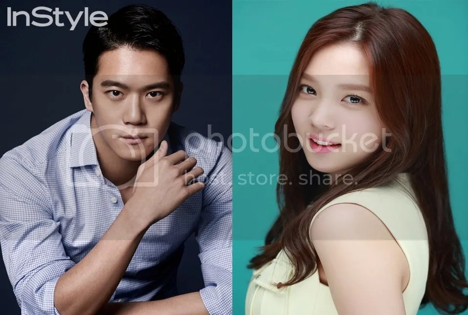 Ha Suk Jin y Yoon So Hee 1