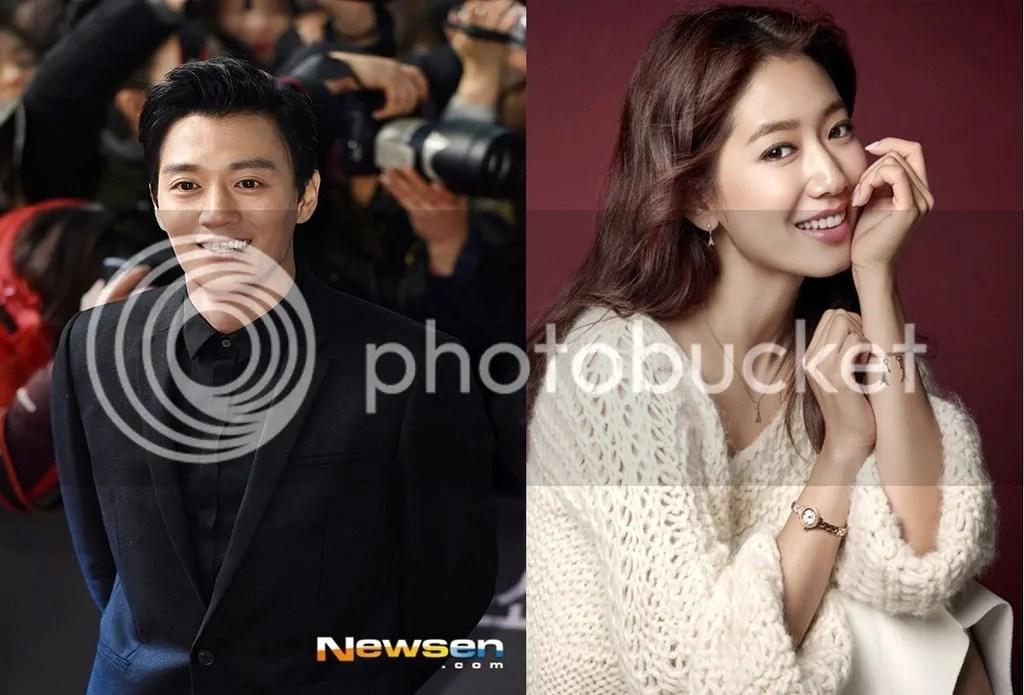 Kim Rae Won y Park Shin Hye