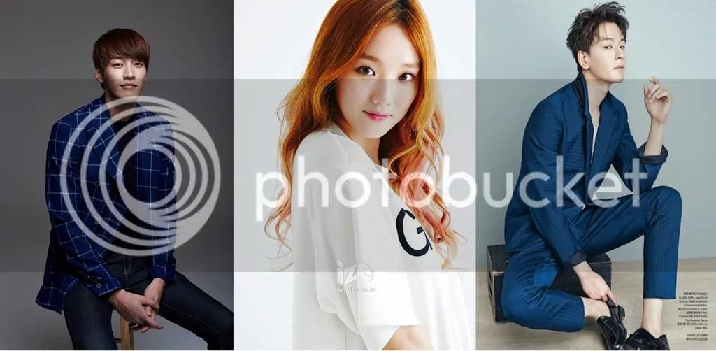 Kim Young Kwang, Lee Sung Kyung e Im Joo Hwan