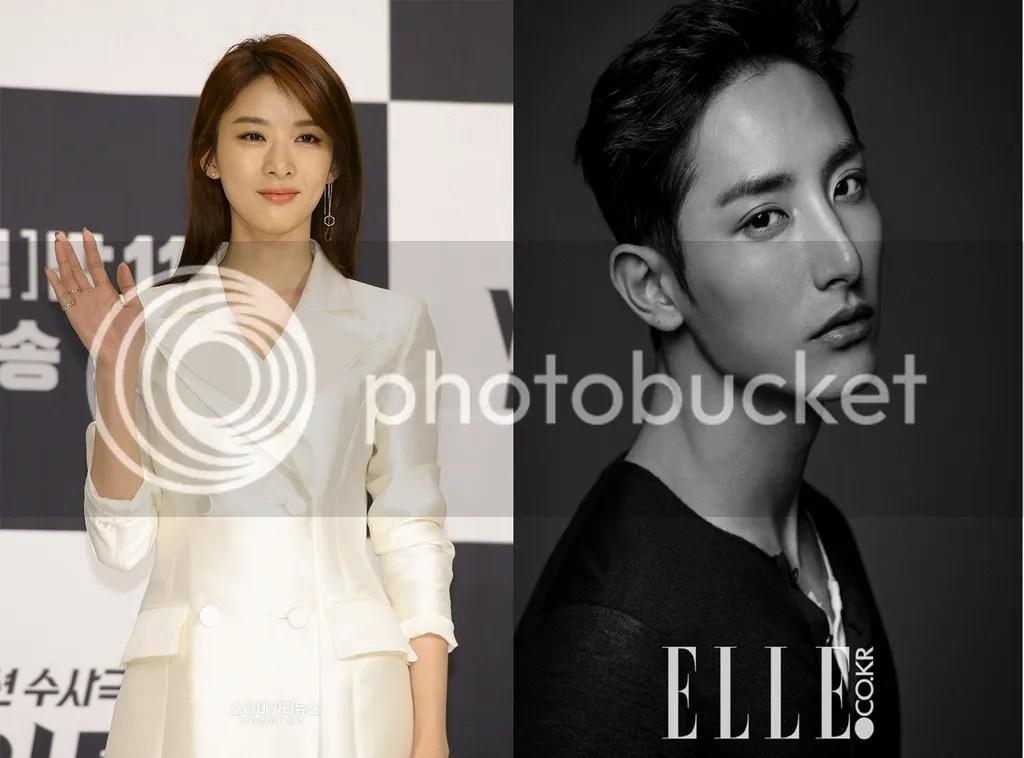 Lee Chung Ah y Lee Soo Hyuk 1