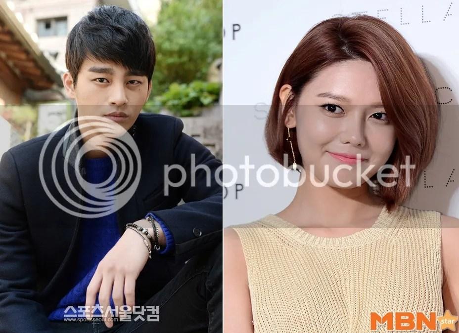 Seo In Guk y Sooyoung