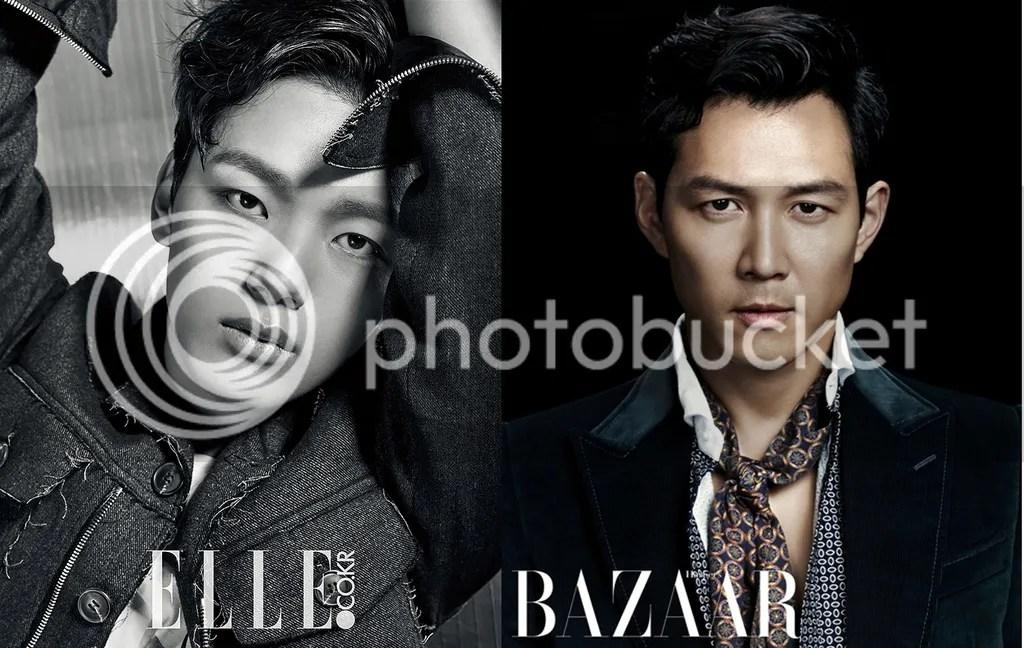 Yeo Jin Goo y Lee Jung Jae 1