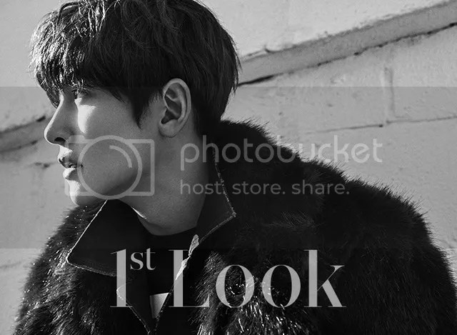 Ji Chang Wook para First Look. 16