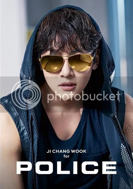 Ji Chang Wook para Police 2017. 2