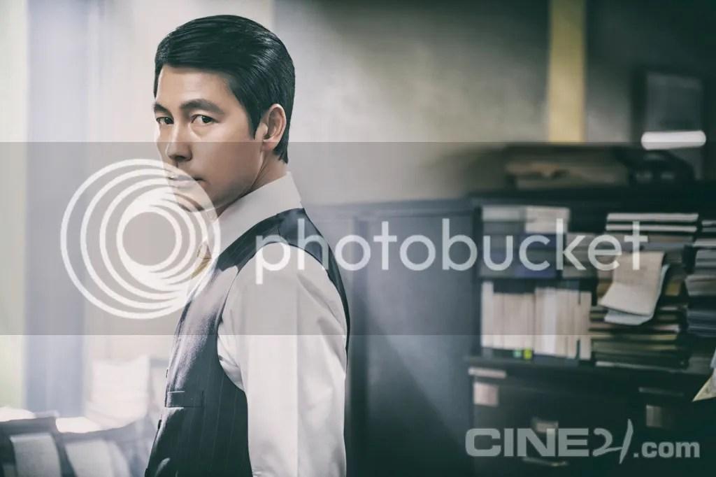Jung Woo Sung para Cine21. 1
