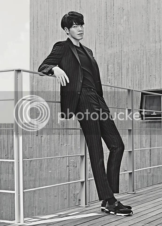 Kim Woo Bin 17, para SIEG, otoño/invierno 2015-2016