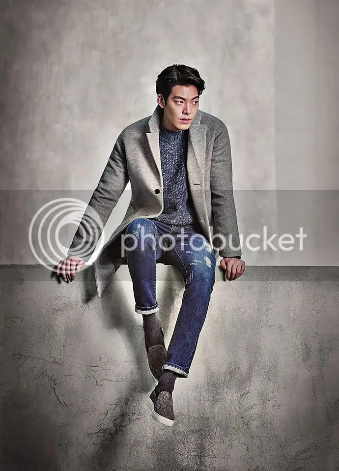 Kim Woo Bin 9, para SIEG otoño/invierno 2015-2016