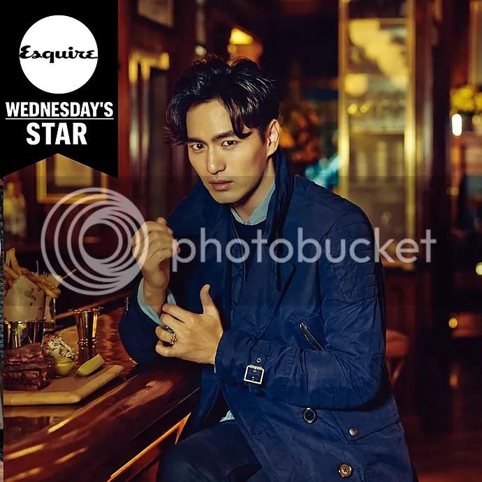 Lee Jin Wook para Esquire Corea. 7