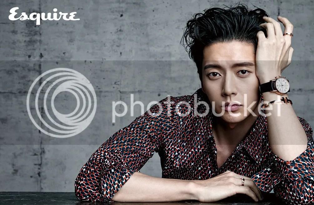 Park Hae Jin para Esquire Corea, abril 2016. 11