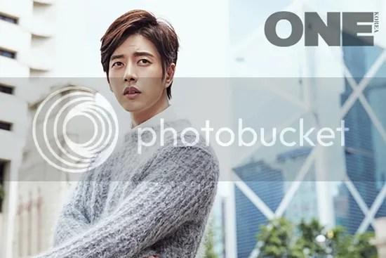 Park Hae Jin para ONE Corea. 1