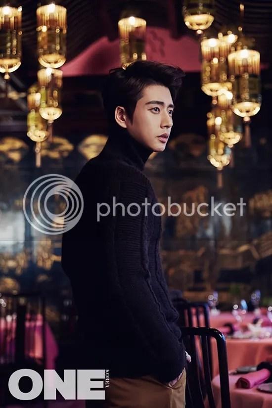 Park Hae Jin para ONE Corea. 5