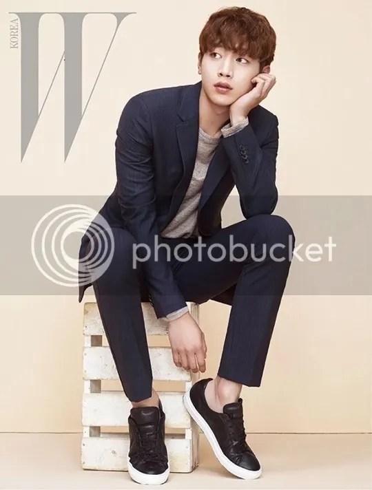 Seo Kang Joon para W Corea, abril 2016. 7
