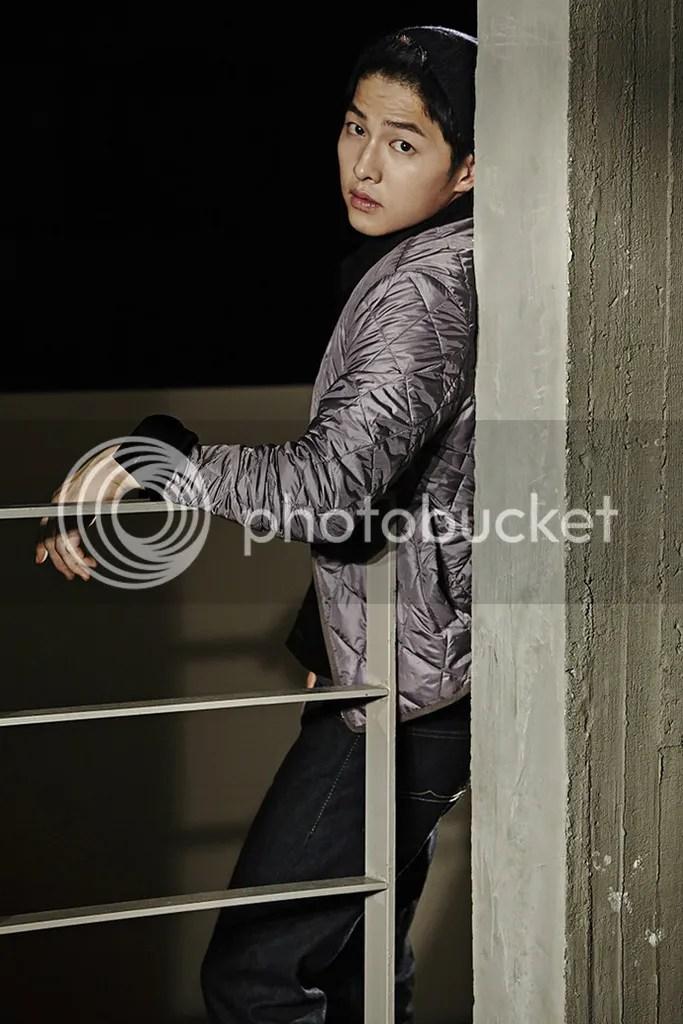 Song Joong Ki para ELLE. 12