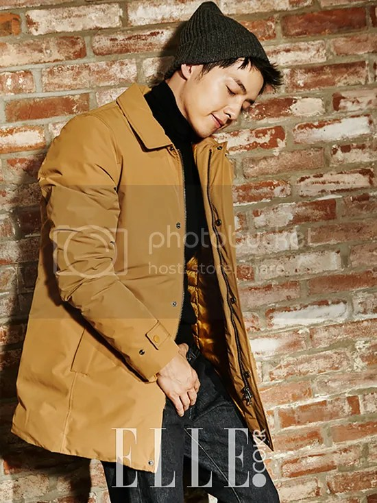Song Joong Ki para ELLE. 2