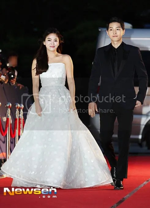 Song Joong Ki y Song Hyeo Kyo