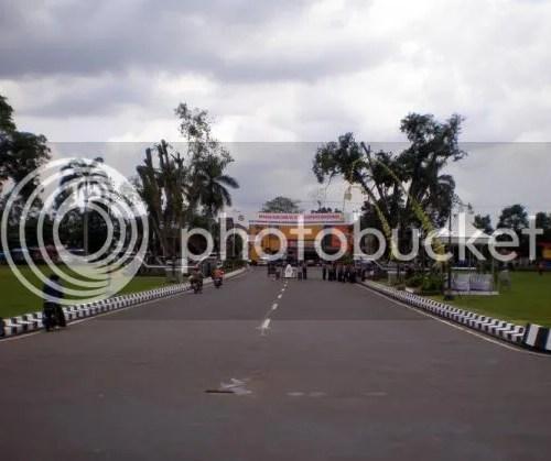 Tatanan Alun-Alun Purwokerto Sebelum diubah Oleh Bupati Mardjoko