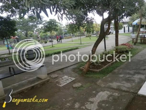 Kesejukkan Taman Kota