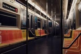 ArtStation  Creating a metro train interior in Unreal Engine 5