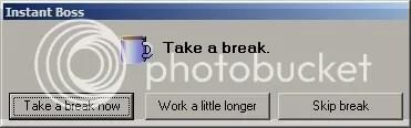 Instant Boss procrastination dash productivity dash 5*10+2