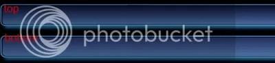 3d menu button for blog theme