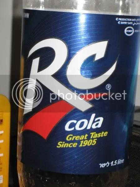 Lecker Cola!