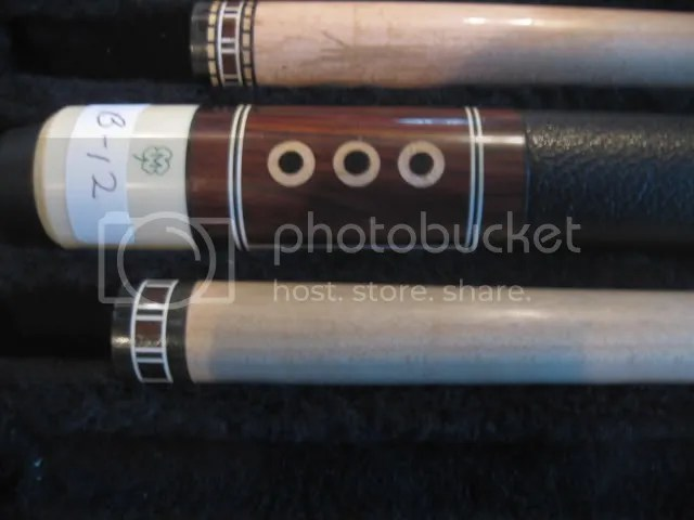 McDermott B-12 Pool Cue