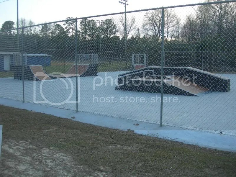 Another Pic of Hometown Skate Park