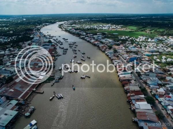 Sông Cái Răng (Cần Thơ).