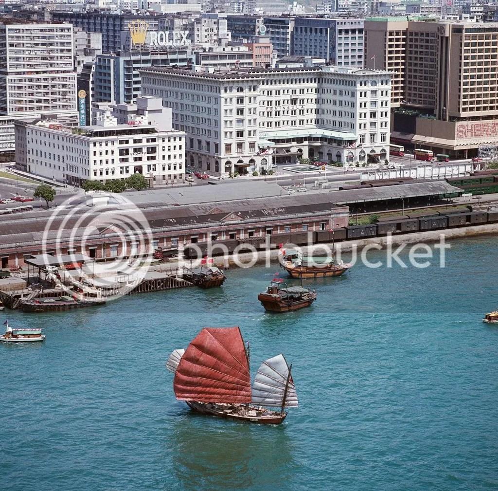 Hồng Kông tu co dien den hien dai qua gan nua the ky hinh anh 5