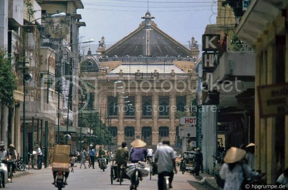 Hà Nội: Đường có Nhà hát lớn