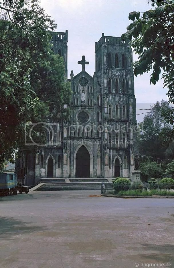 Hà Nội Nhà thờ Saint Joseph