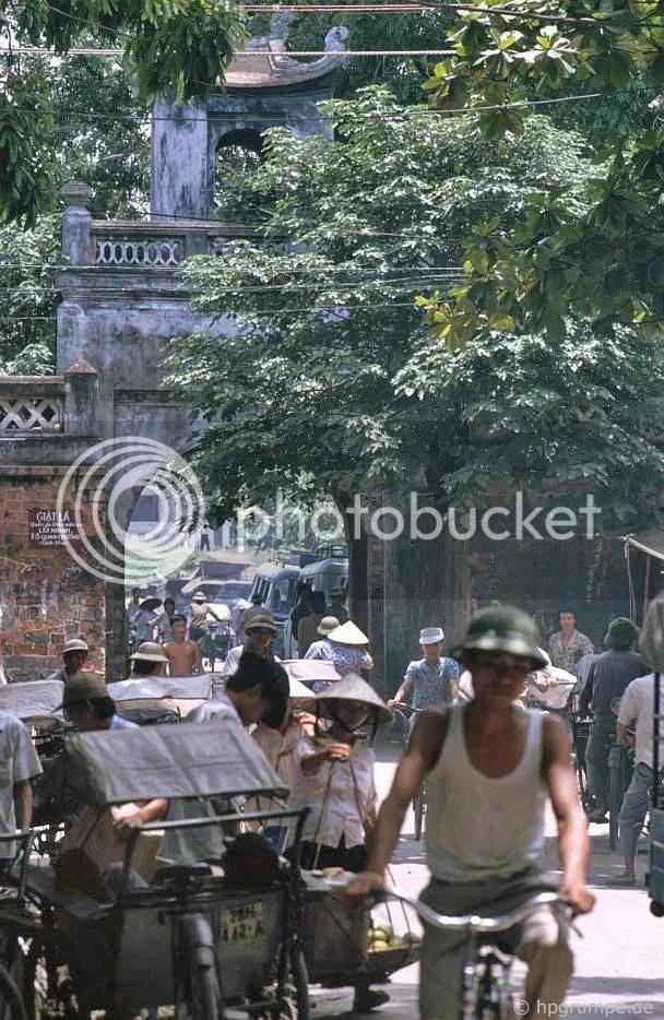 Hà Nội - Thành phố cổ: Old City Gate