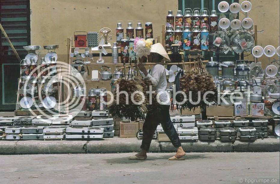 Hà Nội-Altstadt: sản phẩm điện từ Trung Quốc