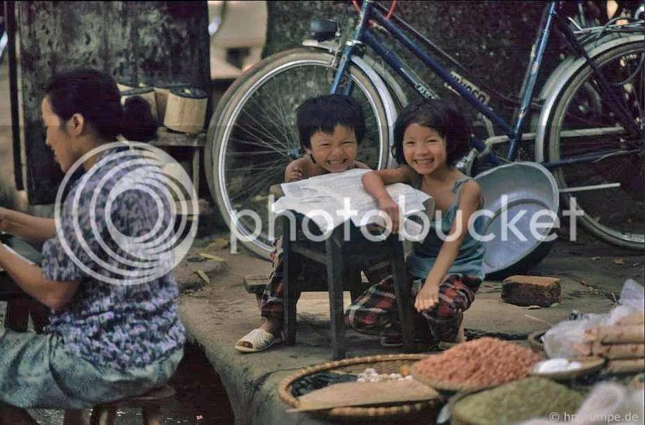 Hà Nội: Trẻ em