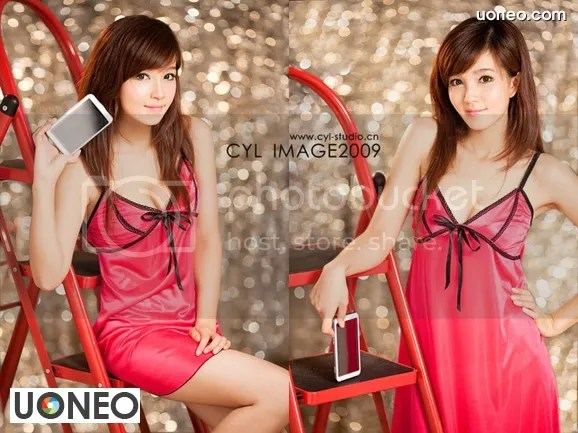 Beautiful China Girl Uoneo Com 07 Beautiful Chinese Girl with Suggestive Phone